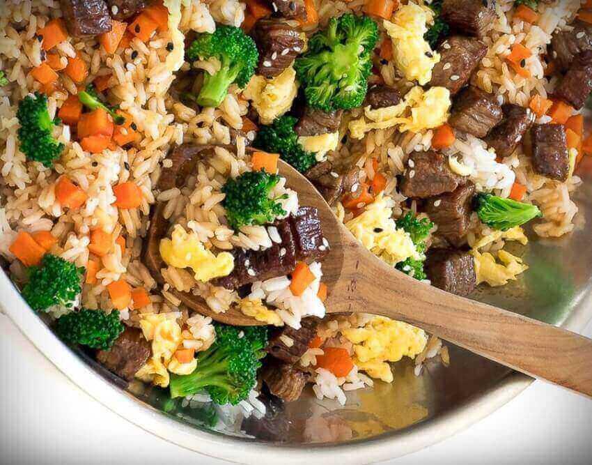 como-preparar-arroz-con-carne-de-ternera